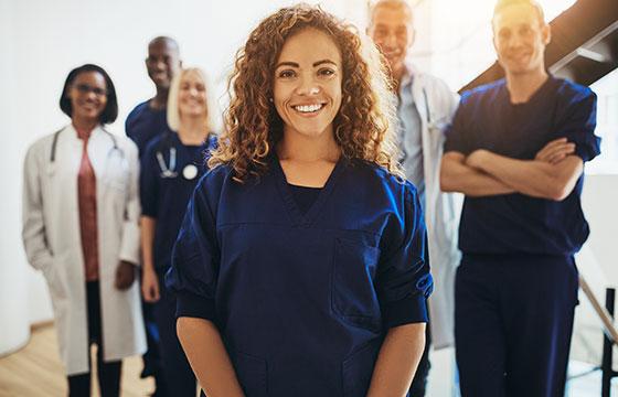 UCBCares terveydenhuollon ammattilaisille